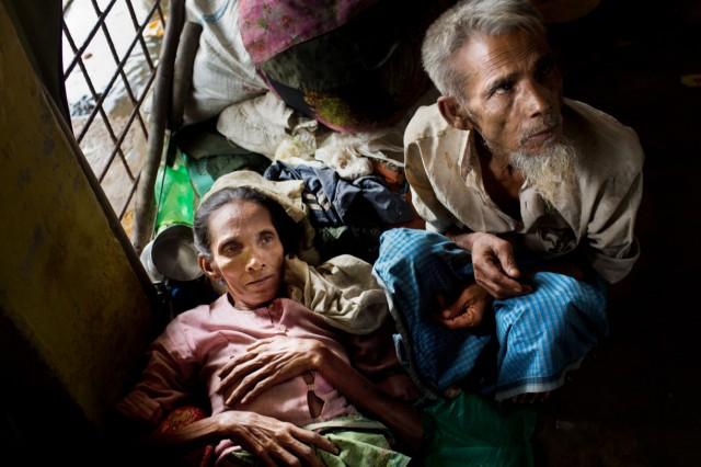 Rohingya-Konflikt in Myanmar