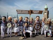 G20 Gipfel - Demos