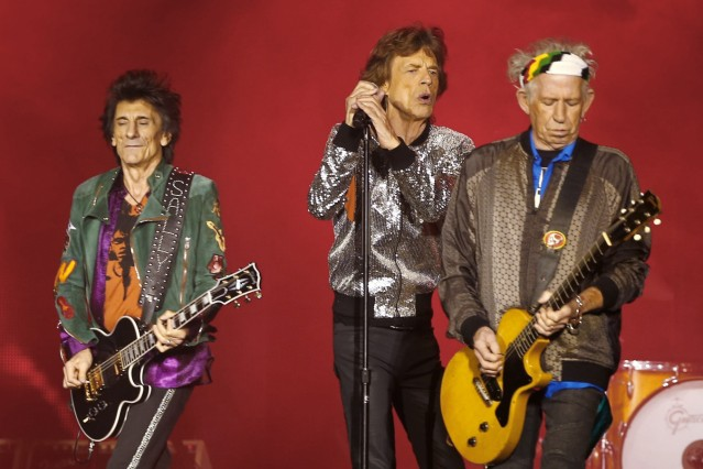 The Rolling Stones kick off their 'No Filter' European tour in Hamburg