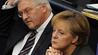 Bundestagswahl Konjunkturpaket im Bundestag