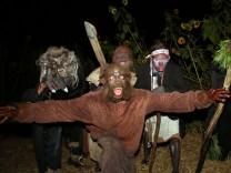 Horrornacht im Maislabyrinth; Nichts für schwache Nerven