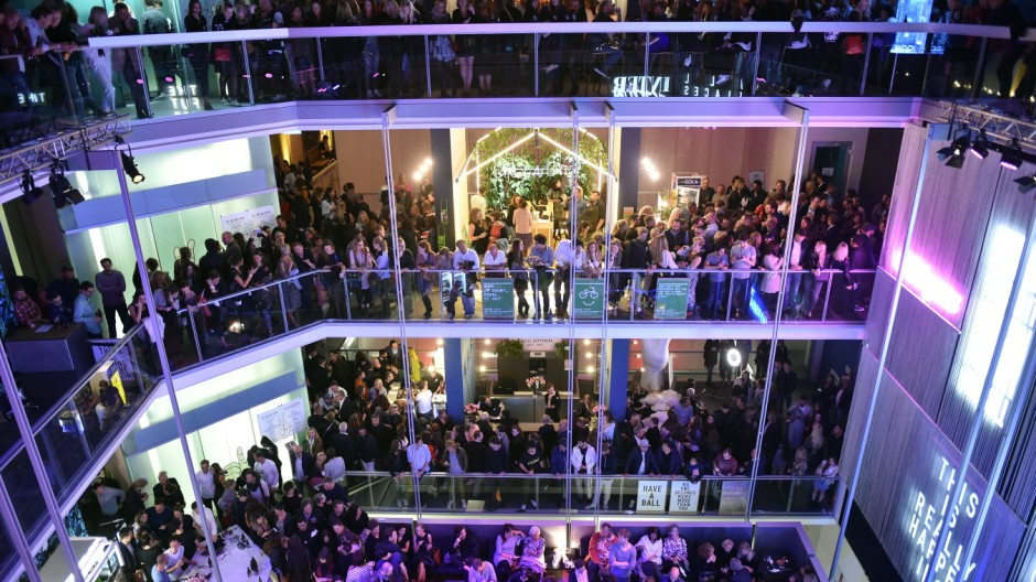 'The Lovelace' Grand Opening In Munich
