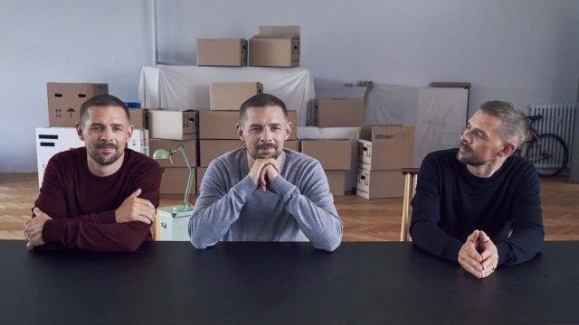 Politiksendung 'Ein Mann, eine Wahl' mit Klaas Heufer-Umlauf auf