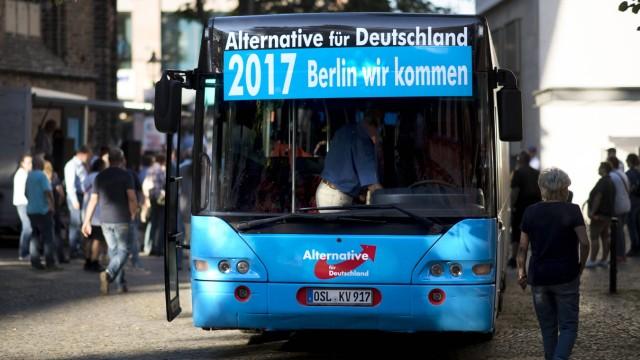 Bundestagswahl: Der dritte Platz wird den Ton angeben - Politik ...