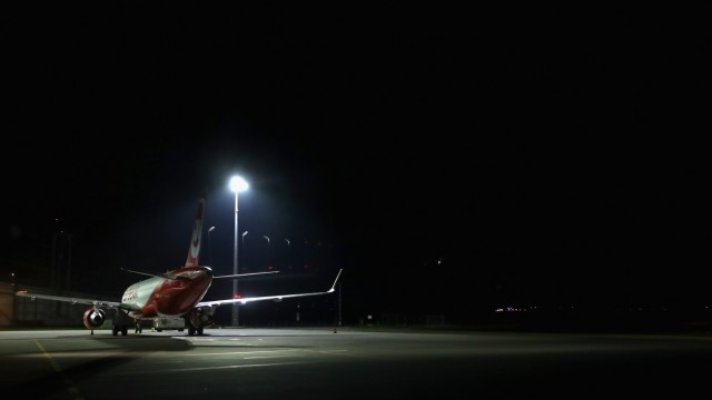 Munich Airport Emergency Crews Simulate Catastrophe Response