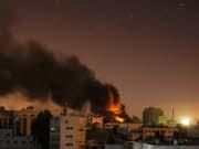 Gaza city, AFP