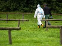 Leiche am Feringasee bei München entdeckt