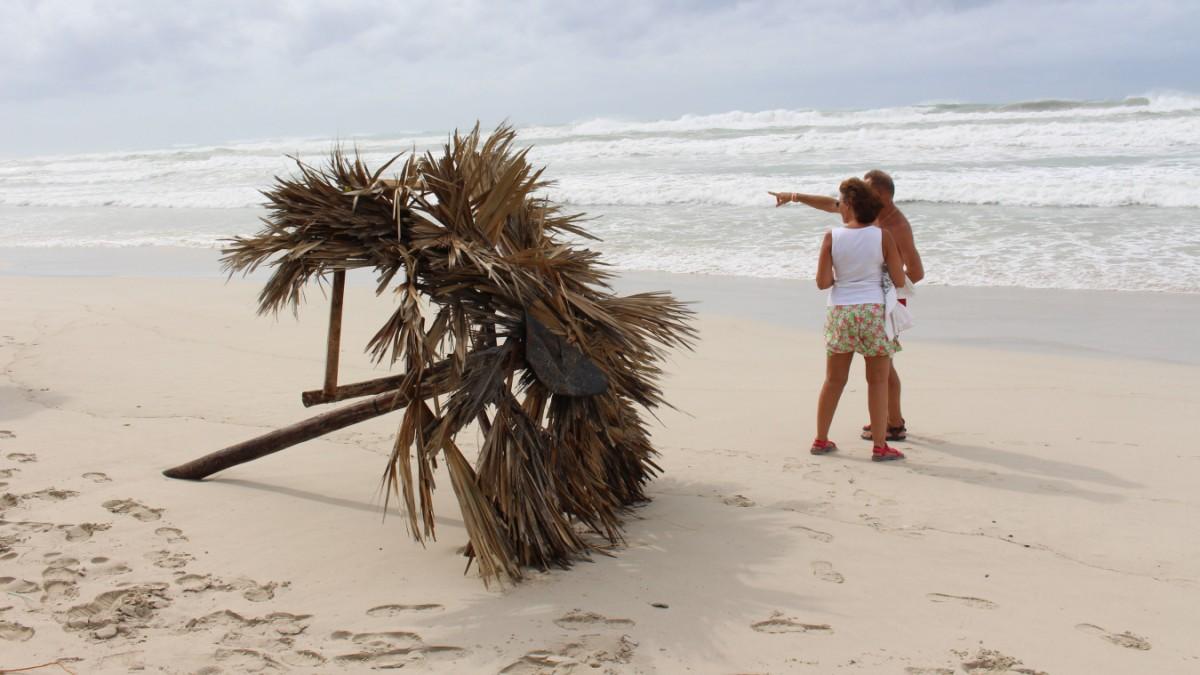 Karibik -Was Reisende zu Hurrikan \