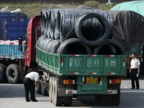 Handel zwischen China und Nordkorea