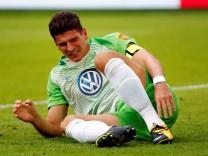 Germany - Bundesliga - VfL Wolfsburg v Hanover 96