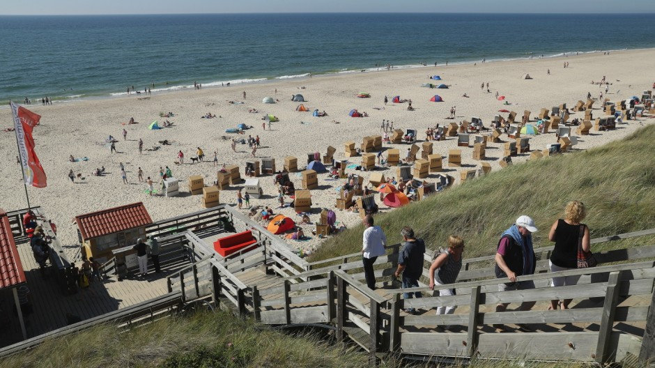 Travel Destination: North Sea Coast Of Germany
