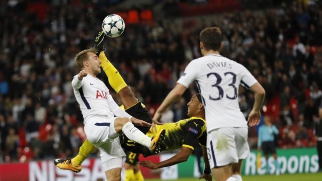 Champions League Borussia Dortmund in der SZ-Analyse
