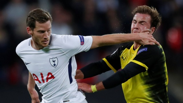 Champions League - Tottenham Hotspur vs Borussia Dortmund