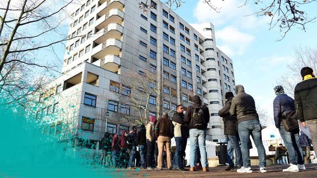 Bundestagswahl Pingpong der Positionen