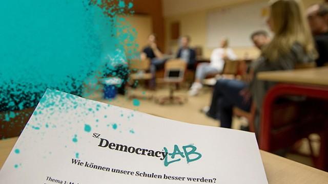 """Democracy Lab """"Democracy Lab"""" in Köln"""
