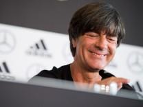 Fußball: WM-Qualifikation Nationalmannschaft