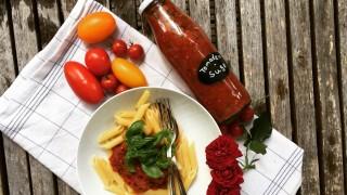 "Foodblog ""Lecker auf Rezept"" zu Tomatensugo"