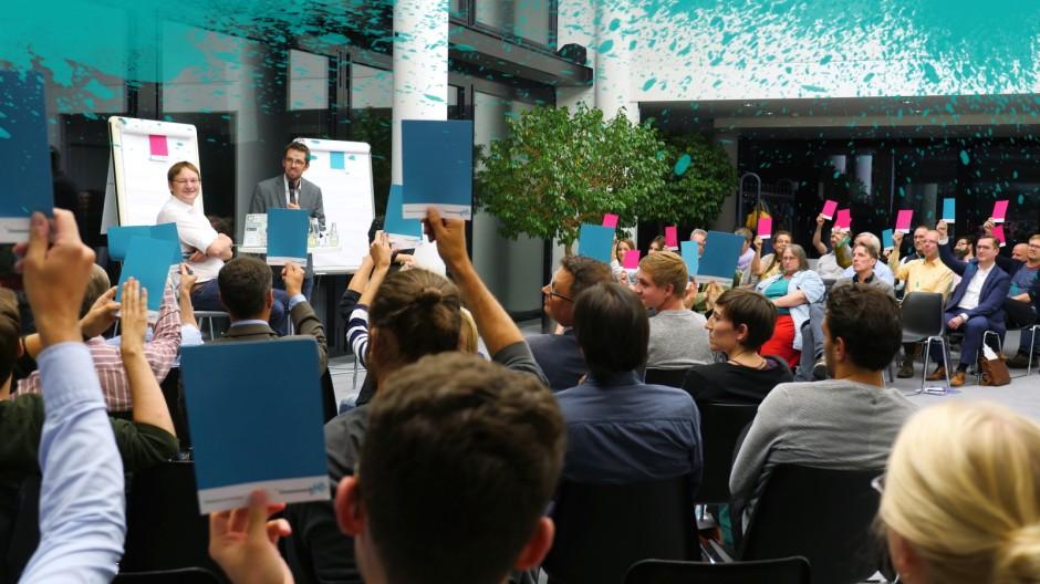 Democracy Lab Democracy Lab in München