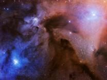 The Rho Ophiuchi Clouds © Artem Mironov