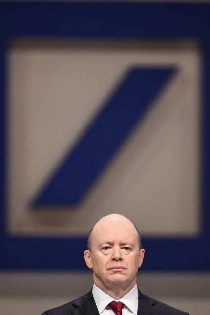 Hauptversammlung Deutsche Bank; WIR