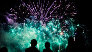 Flammende Sterne 2017 - Feuerwerkfest