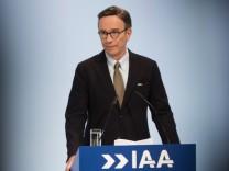 IAA - Eröffnung