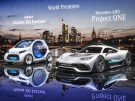 Daimler Media Night IAA 2017