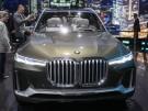 BMW Concept X7 iPerformance IAA 2017