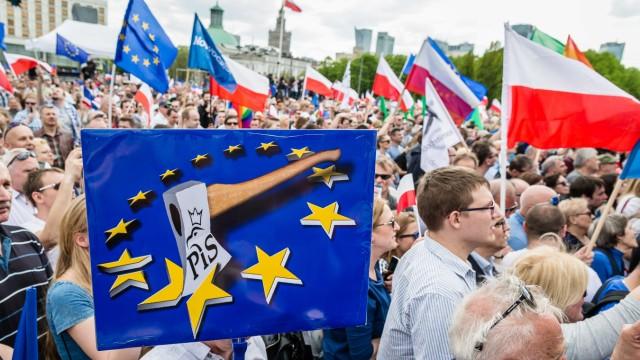 Justizreform in Polen Reparationen