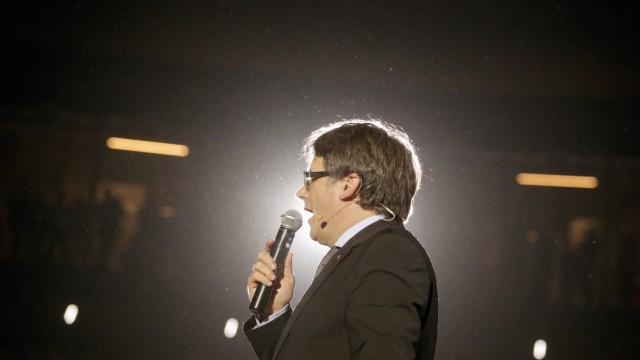Katalanische Regierung hält an Trennungsreferendum fest