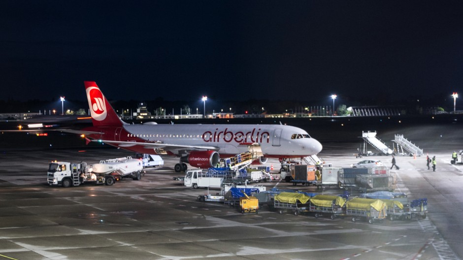Air Berlin: Bieterverfahren vor dem Abschluß