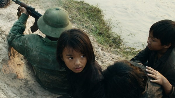Der weite Weg der Hoffnung (Originaltitel First They Killed My Father: A Daughter of Cambodia) Produktionsfoto