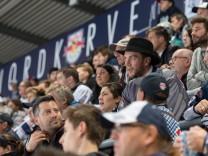 Ice hockey Eishockey DEL RB Muenchen vs Schwenningen MUNICH GERMANY 14 SEP 17 ICE HOCKEY DEL; Eishockey