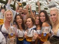 Oktoberfest 2017 - Auftakt