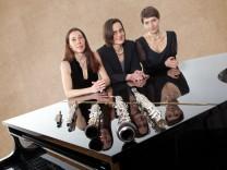 Subéja-Trio: Sandra Bauer (Flöte), Judith Gerdes (Oboe) und Berit Sauter (Klavier)