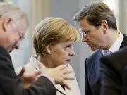 Koalitionsverhandlungen, Union, FDP, dpa