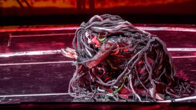 Fotoprobe 'Parsifal' an der Staatsoper Hamburg