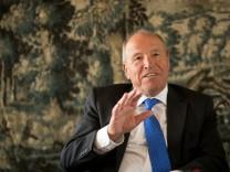 Alfred Gaffal, VBW Präsident, Haus der Bay. Wirtschaft  Max-Joseph-Straße 5