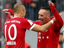 Bundesliga - FC Bayern Munich vs 1. FSV Mainz 05