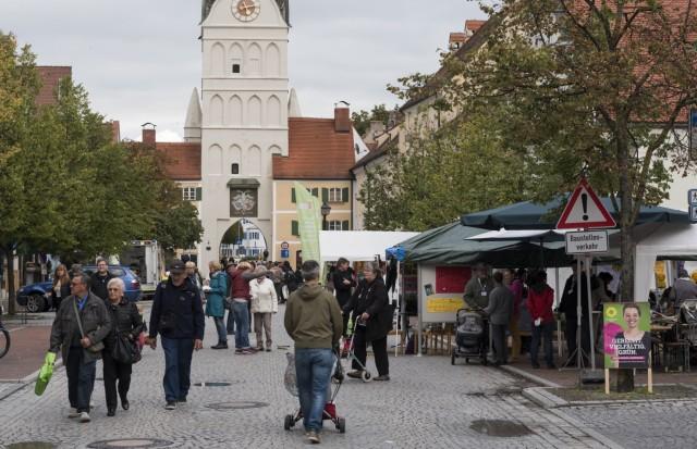 1. Oekomenischer Kirchentag in Erding