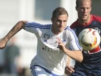 Ismaning: FUSSBALL Bayernliga FCI - 1. FC Sonthofen