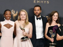 69th Annual Primetime Emmy Awards - Press Room