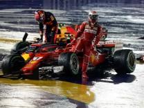 Formula One - Singapore Grand Prix 2017