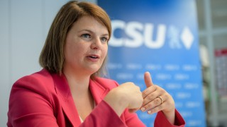 CSU-Bundestagskandidatin Katrin Staffler