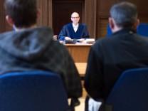 Asylverfahren am Verwaltungsgericht Düsseldorf