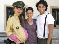 Das Erste / Drehstart für die Kinokomödie 'Maria Mafiosi' - Jeder sehnt sich nach Familie; Maria Mafiosi