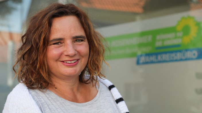 Bundestagskandidatin
