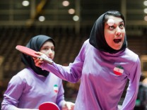 Tischtennis WM in Düsseldorf