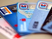 Kreditkarten, ddp