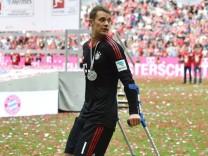 20 05 2017 Fussball GER 1 Bundesliga Saison 2016 2017 34 Spieltag FC Bayern Muenchen SC Fre